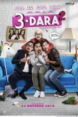 Nonton Film 3 Dara 2 (2018) Terbaru