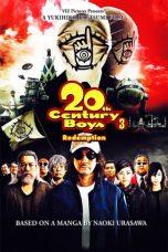Nonton Film 20th Century Boys 3: Redemption (2009) Terbaru