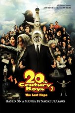 Nonton Film 20th Century Boys 2: The Last Hope (2009) Terbaru