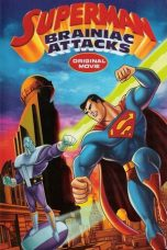 Nonton Film Superman: Brainiac Attacks (2006) Terbaru