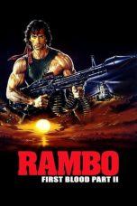 Nonton Film Rambo: First Blood Part II (1985) Terbaru