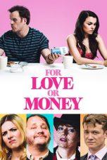 Nonton Film For Love or Money (2019) Terbaru