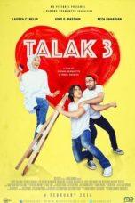 Nonton Film Talak 3 (2016) Terbaru