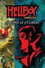 Nonton Film Hellboy Animated: Sword of Storms (2006) Terbaru