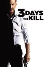 Nonton Film 3 Days to Kill (2014) Terbaru