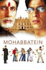 Nonton Film Mohabbatein (2000) Terbaru