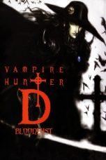 Nonton Film Vampire Hunter D: Bloodlust (2000) Terbaru