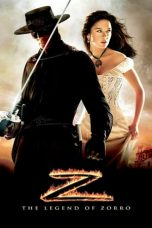 Nonton Film The Legend of Zorro (2005) Terbaru