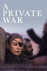 Nonton Film A Private War (2018) Terbaru