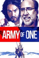Nonton Film Army of One (2016) Terbaru