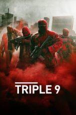 Nonton Film Triple 9 (2016) Terbaru