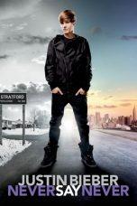Nonton Film Justin Bieber: Never Say Never (2011) Terbaru