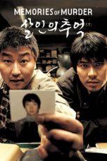 Nonton Film Memories of Murder (2003) Terbaru