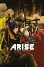 Nonton Film Ghost in the Shell Arise – Border 4: Ghost Stands Alone (2014) Terbaru