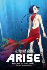 Nonton Film Ghost in the Shell Arise – Border 3: Ghost Tears (2014) Terbaru