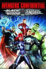 Nonton Film Avengers Confidential: Black Widow & Punisher (2014) Terbaru