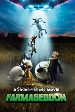 Nonton Film A Shaun the Sheep Movie: Farmageddon (2019) Terbaru