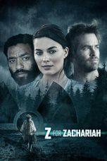 Nonton Film Z for Zachariah (2015) Terbaru