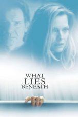 Nonton Film What Lies Beneath (2000) Terbaru