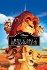 Nonton Film The Lion King II: Simba's Pride (1998) Terbaru