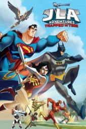 Nonton Film JLA Adventures: Trapped in Time (2014) Terbaru