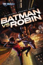 Nonton Film Batman vs Robin (2015) Terbaru