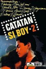 Nonton Film Catatan si Boy 2 (1988) Terbaru