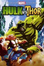 Nonton Film Hulk vs Thor (2009) Terbaru