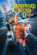Nonton Film Homeward Bound II: Lost in San Francisco (1996) Terbaru