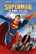 Nonton Film Superman vs The Elite (2012) Terbaru