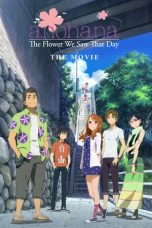 Nonton Film Anohana: The Flower We Saw That Day The Movie (2013) Terbaru