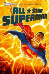 Nonton Film All Star Superman (2011) Terbaru