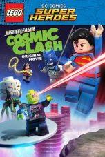 Nonton Film LEGO DC Comics Super Heroes: Justice League: Cosmic Clash (2016) Terbaru
