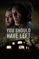 Nonton Film You Should Have Left (2020) Terbaru