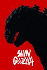 Nonton Film Shin Godzilla (2016) Terbaru