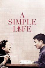 Nonton Film A Simple Life (2011) Terbaru