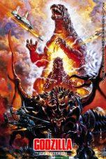 Nonton Film Godzilla vs Destoroyah (1995) Terbaru