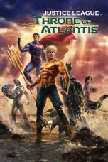 Nonton Film Justice League: Throne of Atlantis (2015) Terbaru
