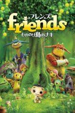 Nonton Film Friends: Naki on Monster Island (2011) Terbaru
