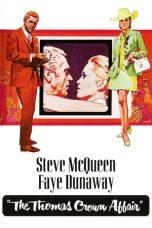 Nonton Film The Thomas Crown Affair (1968) Terbaru