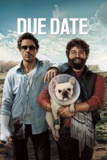 Nonton Film Due Date (2010) Terbaru