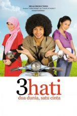 Nonton Film 3 Hati Dua Dunia Satu Cinta (2010) Terbaru