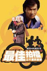 Nonton Film Aces Go Places IV: You Never Die Twice (1986) Terbaru