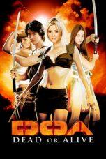 Nonton Film DOA: Dead or Alive (2006) Terbaru