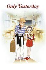 Nonton Film Only Yesterday (1991) Terbaru