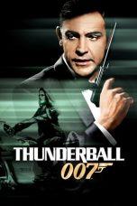 Nonton Film Thunderball (1965) Terbaru