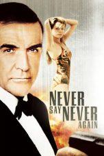 Nonton Film Never Say Never Again (1983) Terbaru