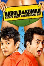 Nonton Film Harold & Kumar Escape from Guantanamo Bay (2008) Terbaru
