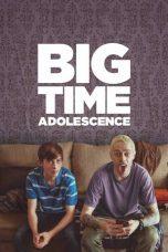 Nonton Film Big Time Adolescence (2019) Terbaru