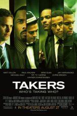 Nonton Film Takers (2010) Terbaru